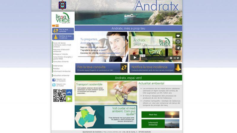 Andrax Noticias Línea Verde